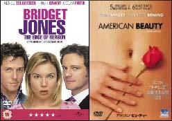 ブリジット・ジョーンズの日記 きれそうなわたしの12か月+アメリカン・ビューティー