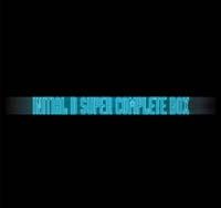 頭文字(イニシャル)D SUPER COMPLETE BOX