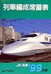 列車編成席番表 '99年版