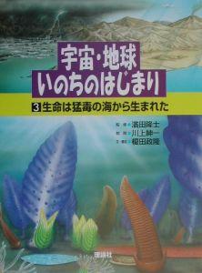 『宇宙・地球・いのちのはじまり 生命は猛毒の海から生まれた』川上紳一