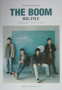 『ザ・ブーム/ビッグ・ファイル』THE BOOM
