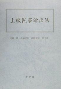 上級民事訴訟法