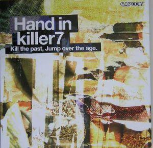 Hand in killer7