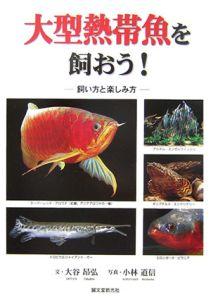 大型熱帯魚を飼おう!飼い方と楽しみ方