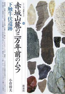 赤城山麓の三万年前のムラ・下触牛伏遺跡