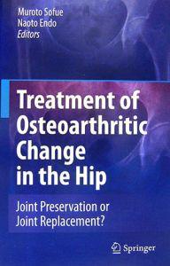 Treatment of osteoarthritic change in