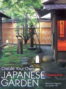 日本庭園の作り方<英文版>