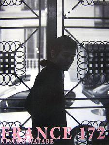 『FRANCE 172 ATSURO WATABE』渡部篤郎