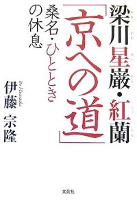 梁川星巌・紅蘭「京への道」