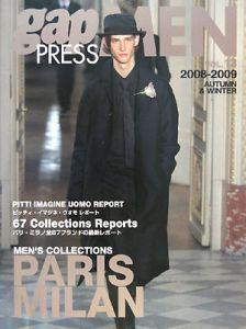 gapPRESS MEN 2008-2009AUTUMN&WINTER