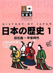 日本の歴史1 旧石器~平安時代