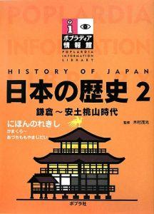 日本の歴史2 鎌倉~安土桃山時代