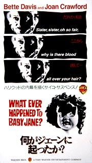 何がジェーンに起ったか?