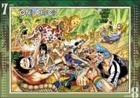 ONE PIECE 集英社コミックカレンダー 2010
