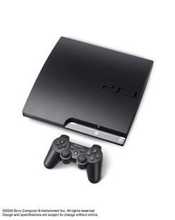 PlayStation 3(HDD120GB):チャコール・ブラック(CECH2000A)