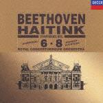 ベートーヴェン:交響曲第6番《田園》&第8番