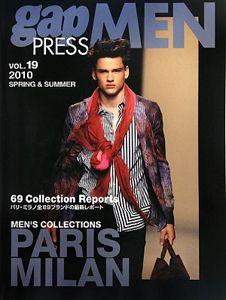 gap PRESS MEN 2010 Spring&Summer