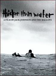 ジャック・ジョンソン『シッカー・ザン・ウォーター』
