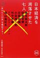 日本経済を凋落させた七人 [失われた20年]を検証する! たちまちわかる最新時事解説