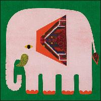 ジャン・ジェン・ホワ『ママと小さな天使へ 子象の行進~素敵なメロディー』