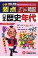 小学要点 日本歴史年代 すいすい暗記<ミニ版>