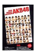 AKB48 ウィークリーカレンダー 2008