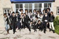 D-BOYSカレンダー 2010年4月~2011年3月