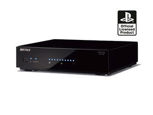 外付けハードディスクHD-AV500U2/SC