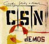クロスビー、スティルス&ナッシュ『DEMOS』