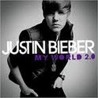 ジャスティン・ビーバー『MY WORLD 2.0』