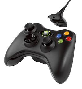 Xbox360 ワイヤレスコントローラー:リキッドブラック プレイ&チャージパック