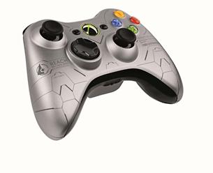 Xbox360 ワイヤレスコントローラー Halo:Reach リミテッドエディション