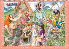 ONE PIECE コミックカレンダー 2011