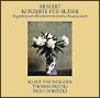 モーツァルト:木管のための協奏曲集