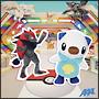 Endless Fighters/PARADISE(ポケモンスマッシュ!盤)