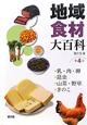 地域食材大百科 乳・肉・卵 昆虫 山菜・野草 きのこ (4)