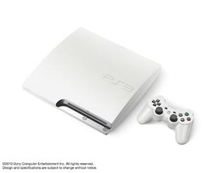 PlayStation3 320GB:クラシック・ホワイト(CECH2500BLW)