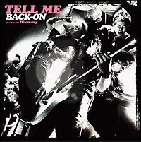 BACK-ON『Tell Me』