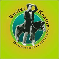 バスター・キートン THE GREAT STONE FACE DVD-BOX