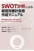 SWOT分析による 経営改善計画書作成マニュアル