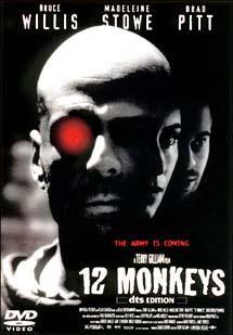 ロバート・キャバロ『12モンキーズ』