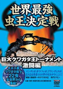 巨大クワガタ王トーナメント 激闘編~世界最強虫王決定戦