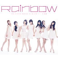RAINBOW『2ND MINI ALBUM:SO女』