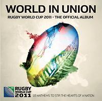 クレイグ アームストロング『ワールド・イン・ユニオン2011ラグビー・ワールドカップ公式記念アルバム』