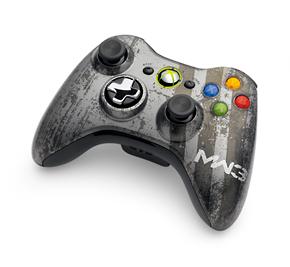 Xbox360 ワイヤレス コントローラーSE コール オブ デューティ モダン・ウォーフェア3 リミテッド エディション