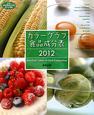 カラーグラフ 食品成分表 2012