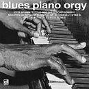 ブルース・ピアノ・オージー
