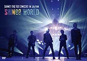 "LIVE DVD『SHINee THE 1ST CONCERT IN JAPAN ""SHINee WORLD""』"