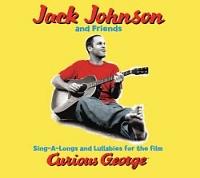 ジャック・ジョンソン『シング・アロング・アンド・ララバイズ・フォー・ザ・フィルム:キュリアス・ジョージ』