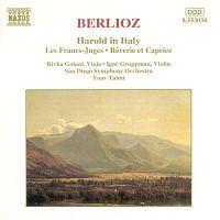 ベルリオーズ:序曲「宗教裁判官」Op.3